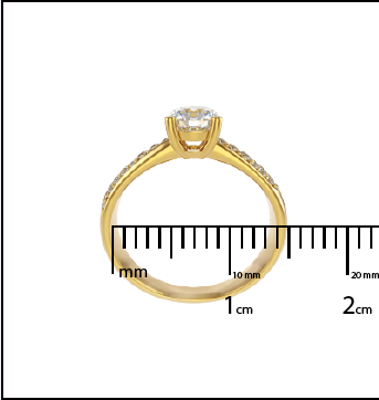 Ring Size In Cm Size This Ring